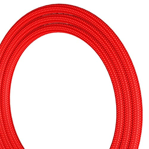 Baseus Rapid Series Type-C Cable (Indicator light) 2M Red