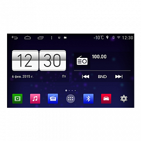 FarCar s160 Audi A4 2002-2007 Android (M050)