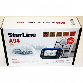 StarLine A94 2CAN GSM Slave