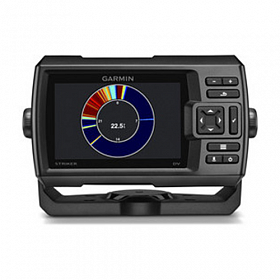 Garmin Striker 5dv Ice Fishing Bundle
